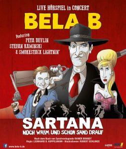 bela-b, smokestack lightnin, peta devlin sartana
