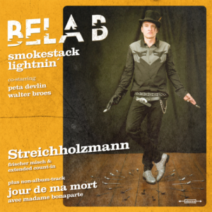 Streichholzmann, Single, 2014